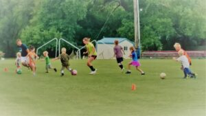 soccer camp 2018 brochure