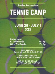 Tennis Camp 2021 (1)